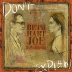 Beth Hart and Joe Bonamassa