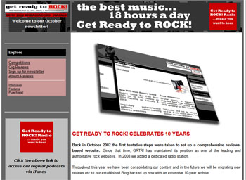 Get Ready to ROCK! Newsletter