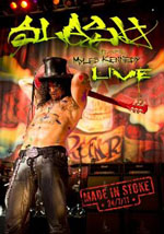 Slash DVD